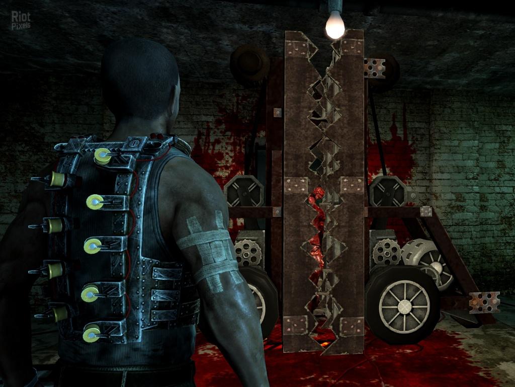 SAW II: Flesh and Blood [RePack] [EUR] [2010|Rus]
