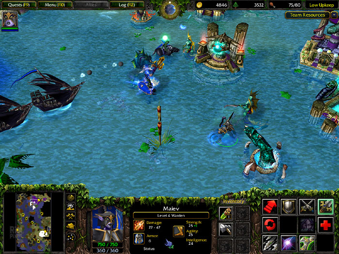 Скачать upgrade патч Warcraft III The Frozen Throne v.1.24b 0.9 Mb. шрифты