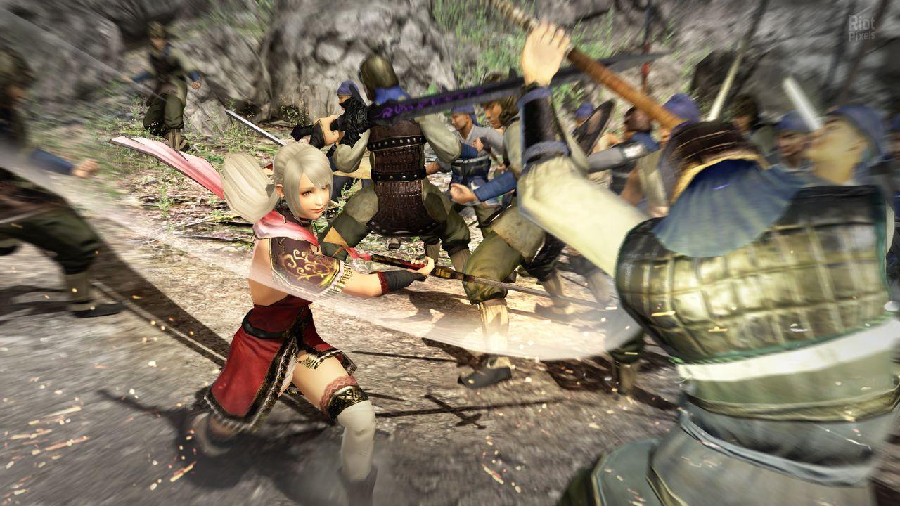 Dynasty Warriors 8: Empires - скачать бесплатно торрент