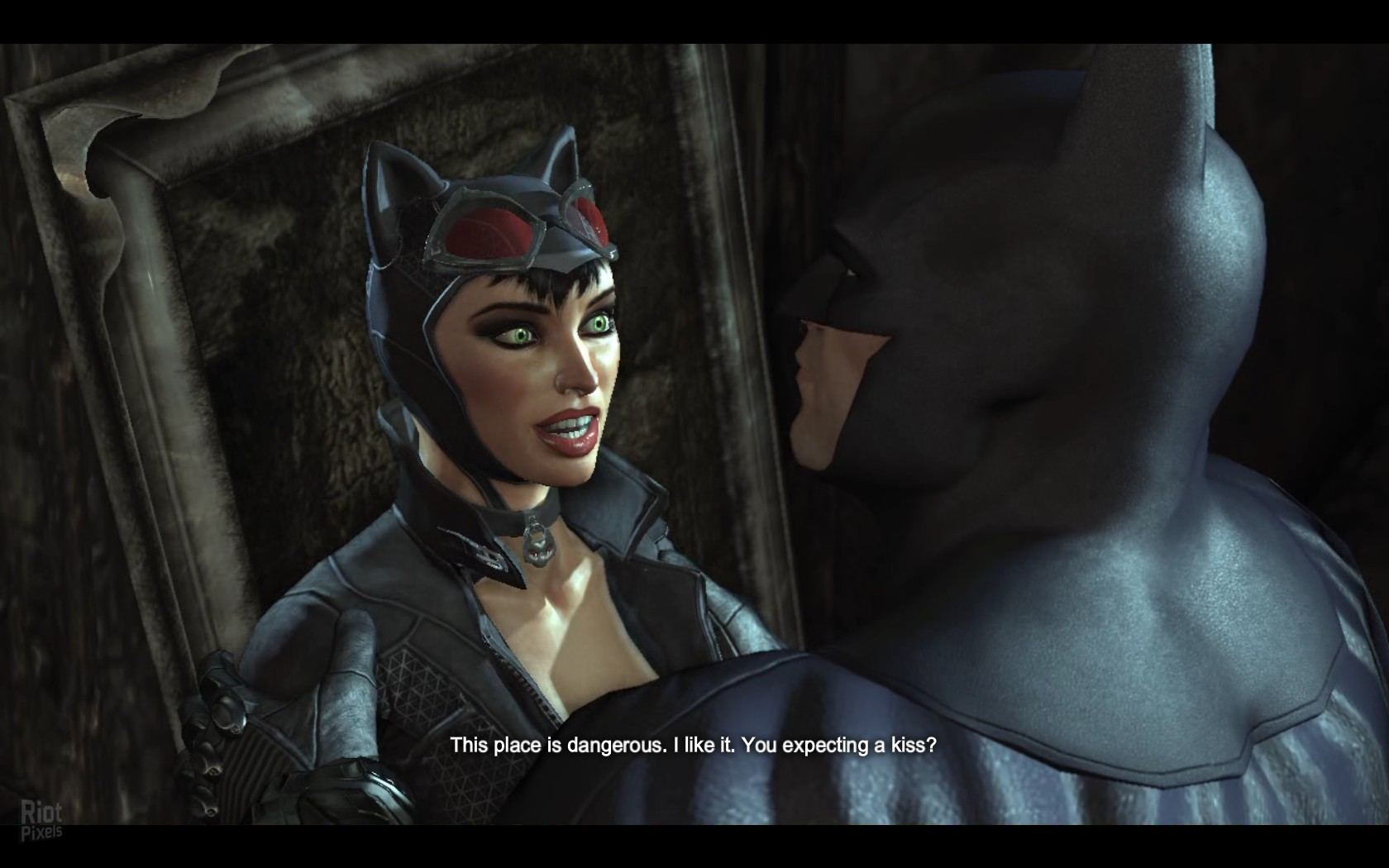 How to download batman arkham city catwoman  fucked movies