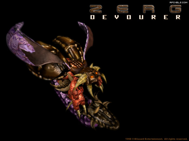 StarCraft: Brood War - game wallpapers at Riot Pixels, images