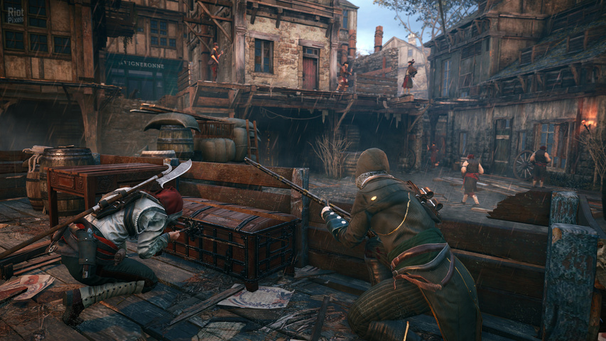 Рецензия assassins creed unity 3592