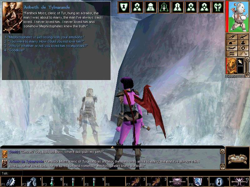 Neverwinter Nights Hordes Of The Underdark Game Screenshots At Riot Pixels Images