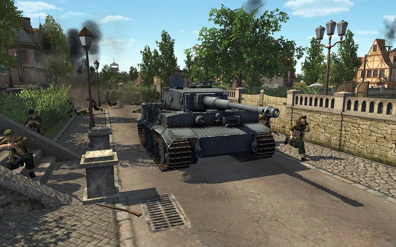 Игра Men of War В тылу врага 2 Лис пустыни - дата выхода. Григорий