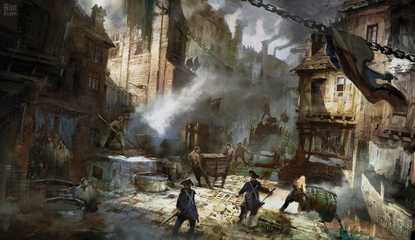 В сети появились новые скриншоты и арты будущей next-gen игры во вселенной Assassin
