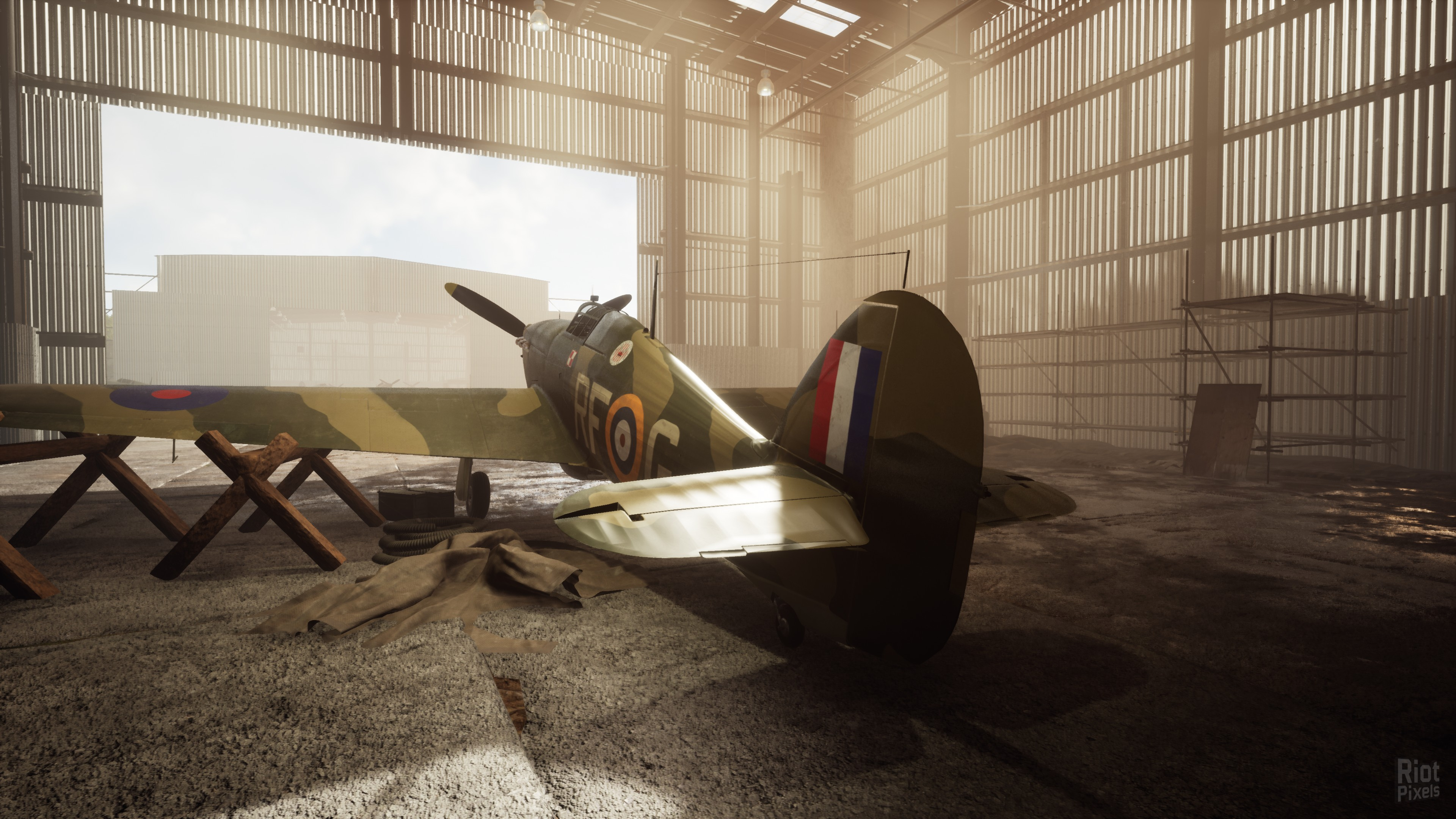 303 Squadron: Battle of Britain - game screenshots at Riot Pixels