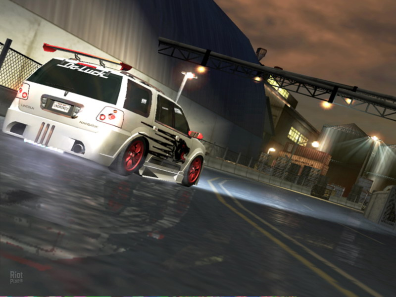 Need for Speed Underground 2 [2006|Eng]