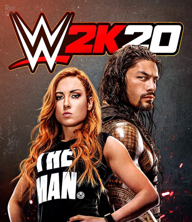 WWE 2K20 - Digital Deluxe [v 1.08 + 7DLCs] (2019) PC