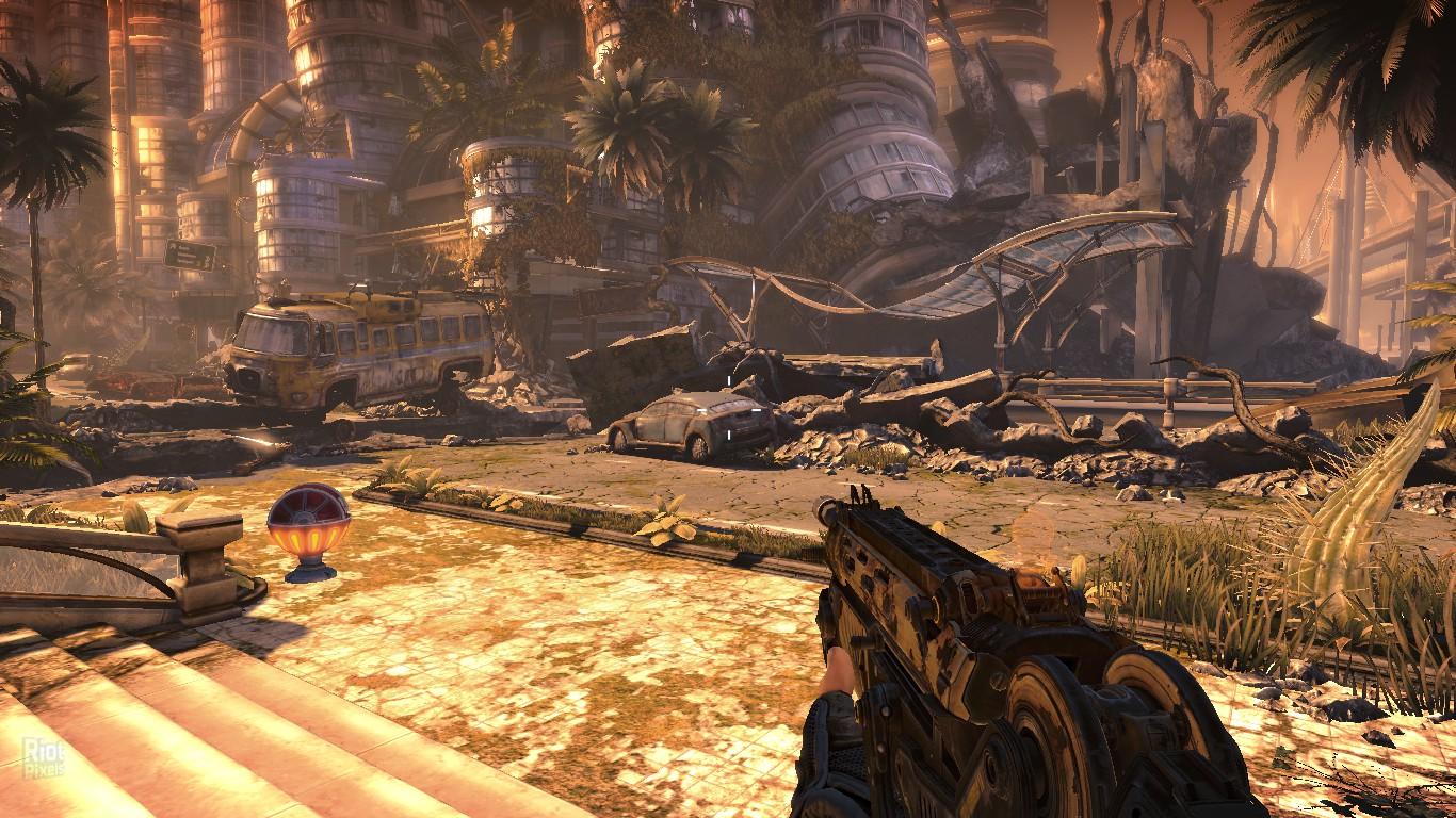 Обои 2011, bulletstorm, game. Игры foto 15