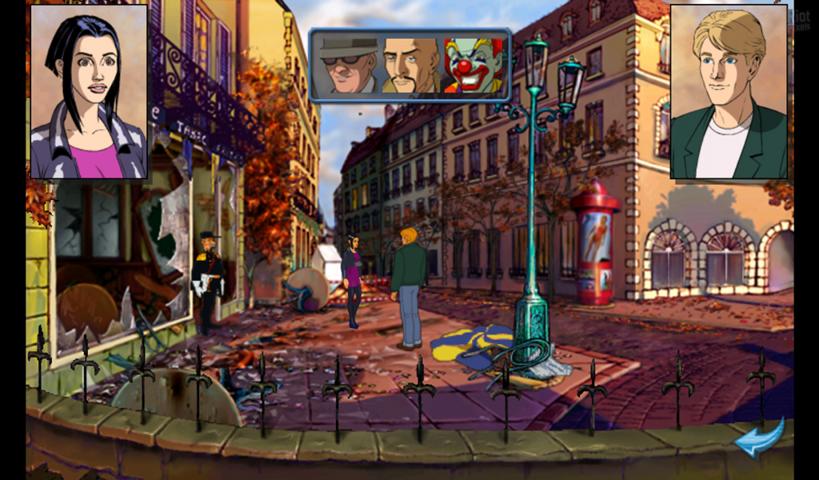 Broken Sword: Italiano - Исследование рынка мобильных приложений Android и