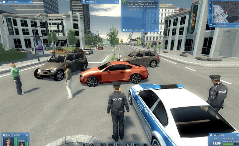 Смотреть фильм Police simulator скачать бесплатно.