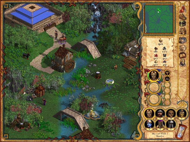 Czwarta część przebojowej strategii turowej Heroes of Might & Magic IV