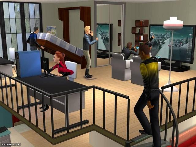 Скачать бесплатно игру Симс 2 Переезд в квартиру The Sims 2. дет