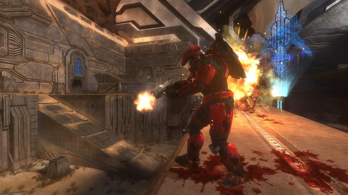 Halo: Combat Evolved Anniversary [FULL] [2011 Rus]