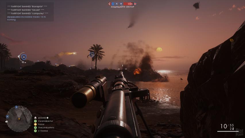 Смотреть видео игры battlefield 1