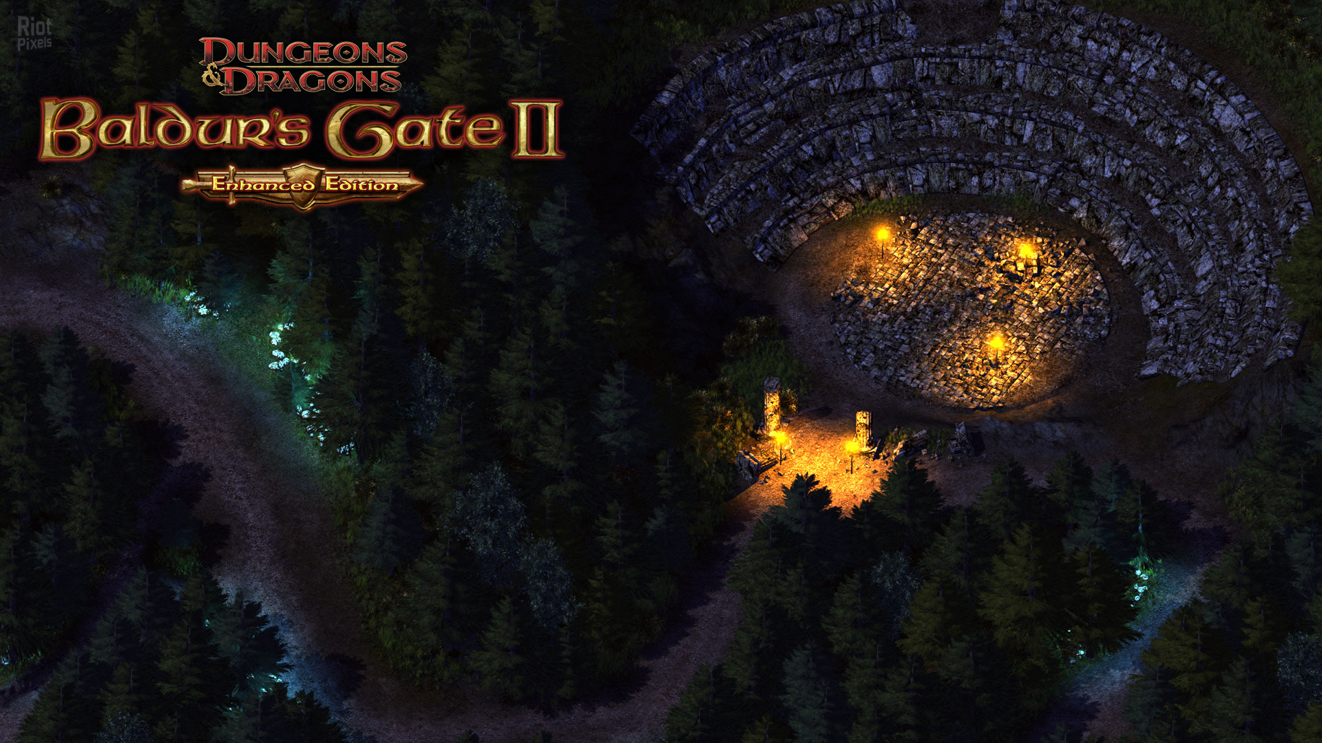 Baldurs Gate 2 Enhanced Edition Game Wallpapers At Riot