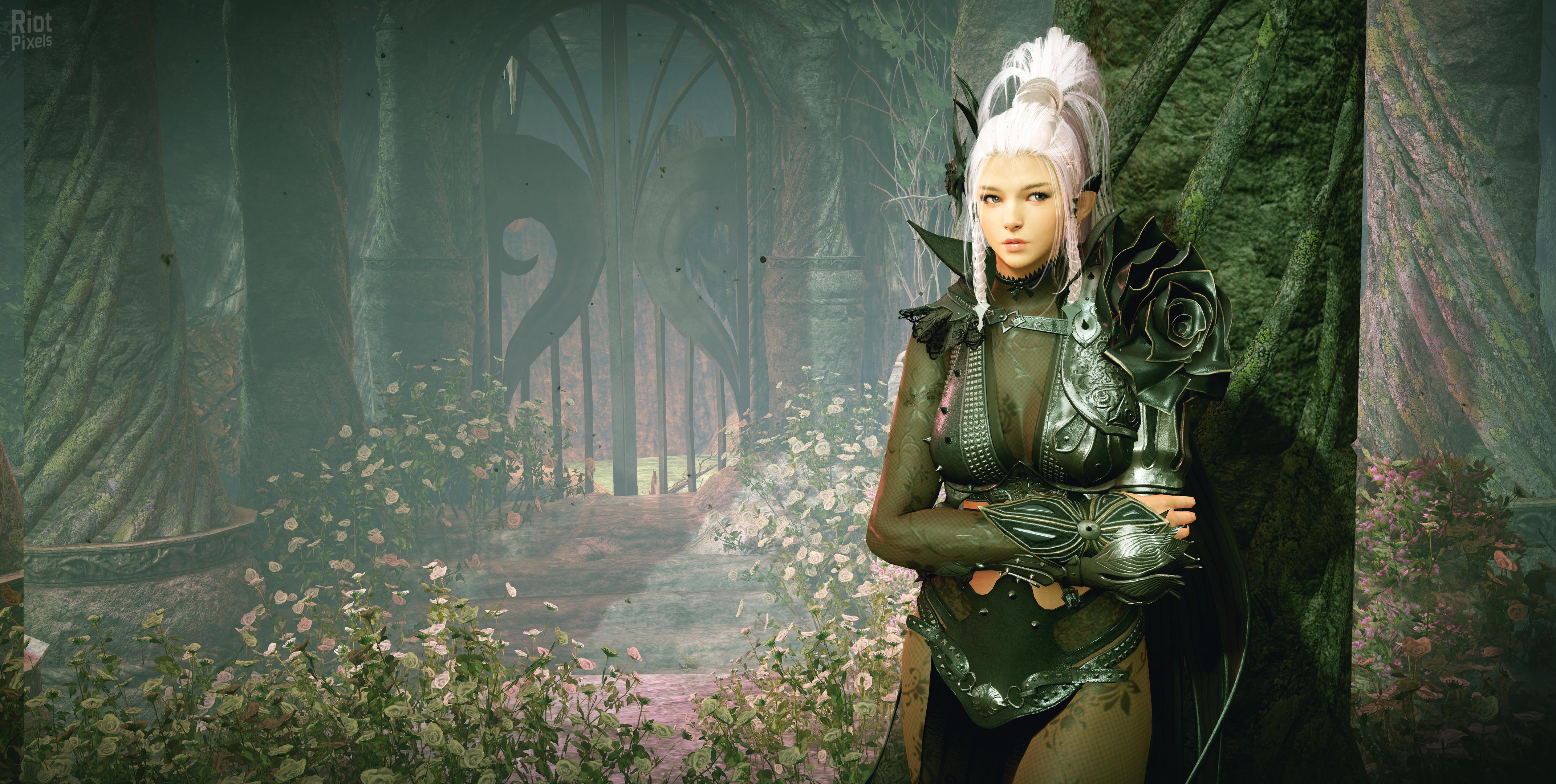 Oblivion nude mystic elf naked pics