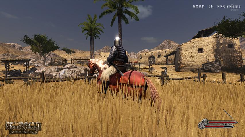 скачать игру Mount Blade 2 - фото 2