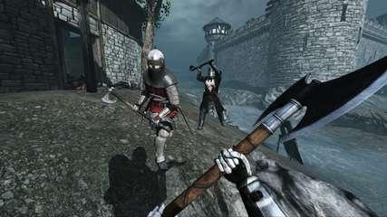 Chivalry: Medieval Warfare - game screenshots at Riot Pixels