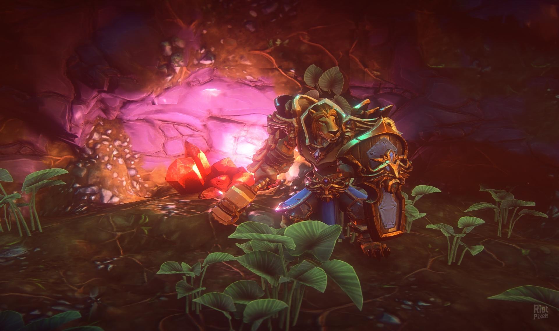 EverQuest Next - game artworks at Riot Pixels