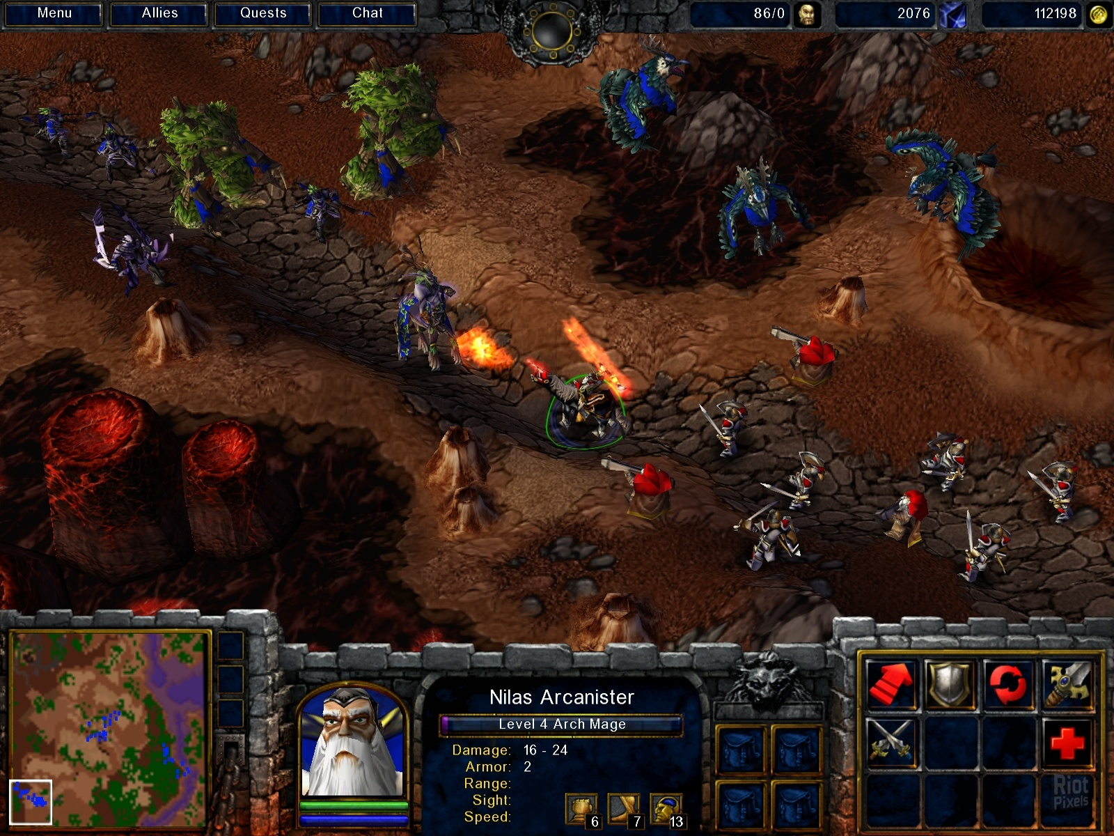 Sex patch warcraft iii reign of chaos naked photos