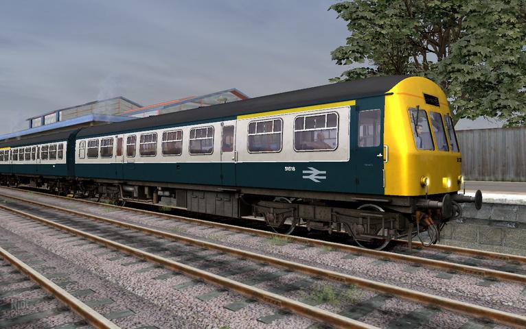 Скриншоты RailWorks 2: Train Simulator.
