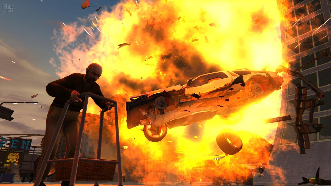 Carmageddon: Reincarnation - скачать бесплатно торрент