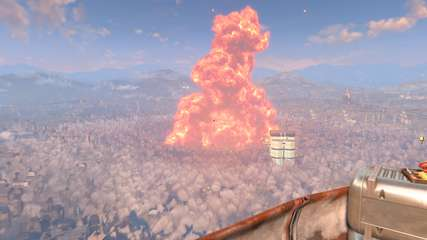 Fallout 4 - game screenshots at Riot Pixels, images