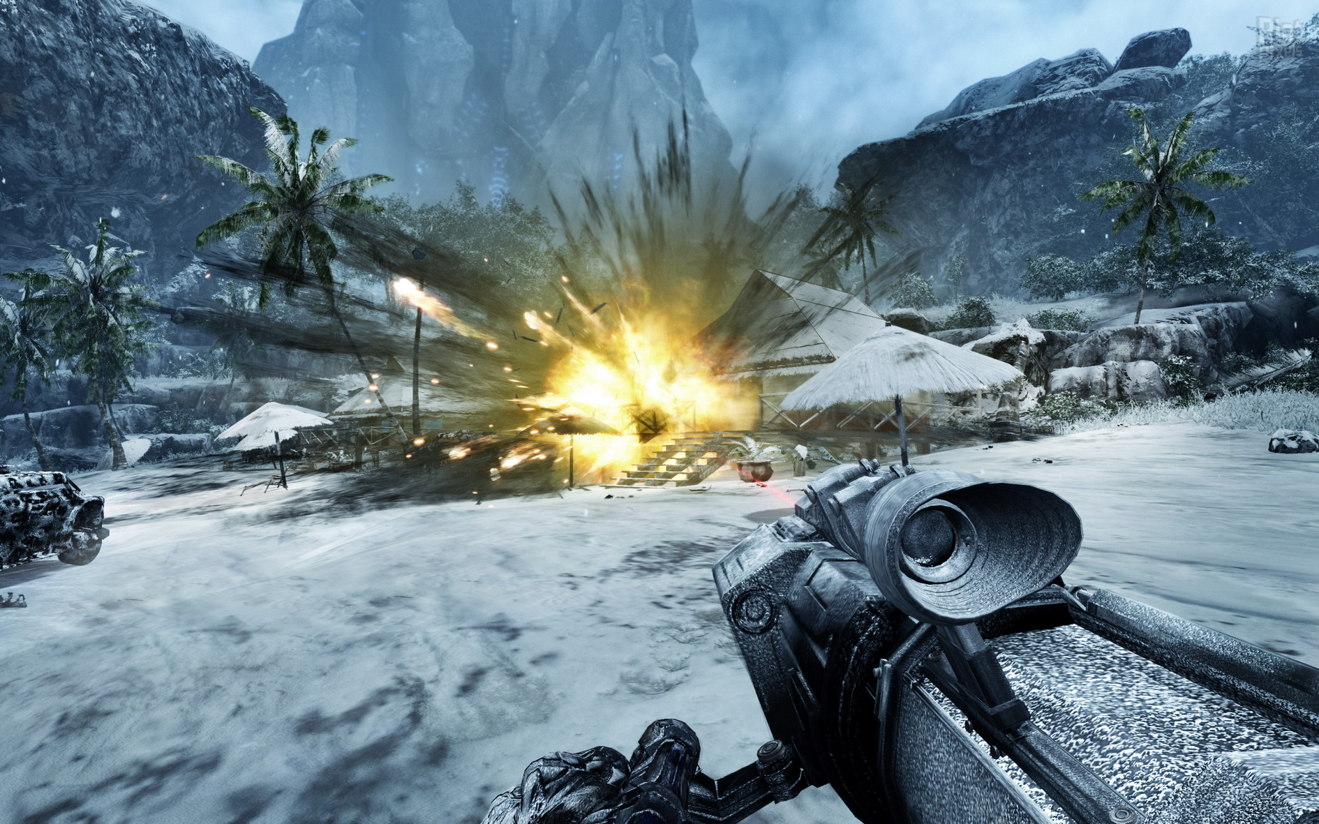 Download Crysis Warhead Patch 1 for Crysis Warhead at Game Front.