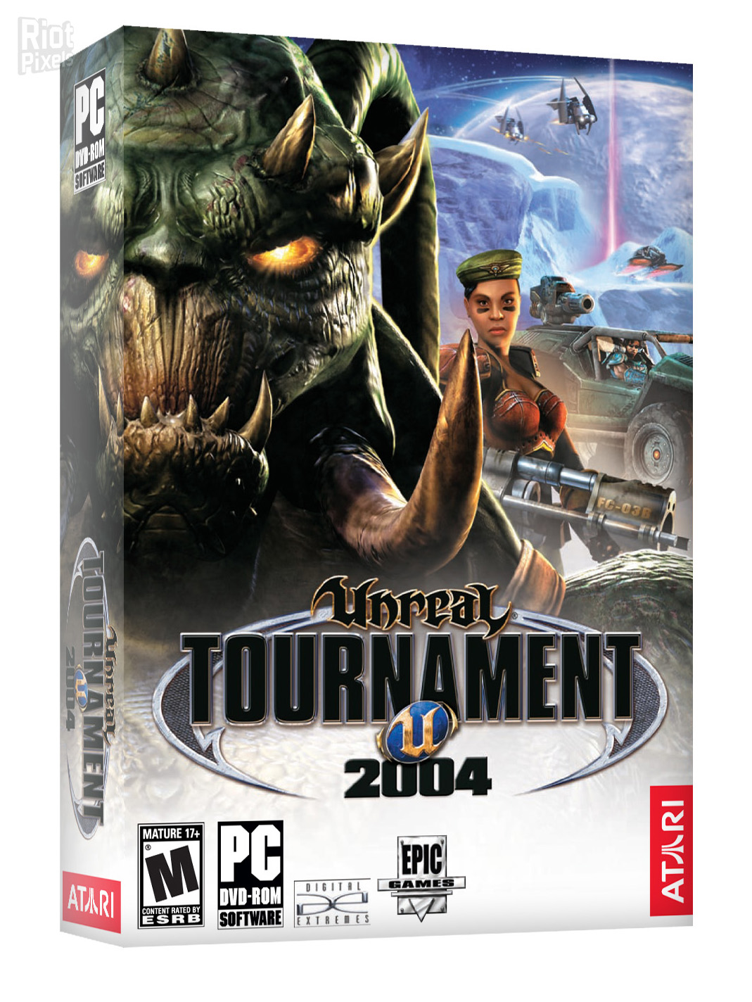 Unreal Tournament 2004 Full Game Download Free