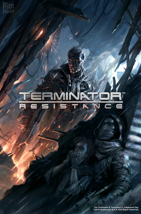 Terminator: Resistance (Update 6/Infiltrator Update) (2019) PC |
