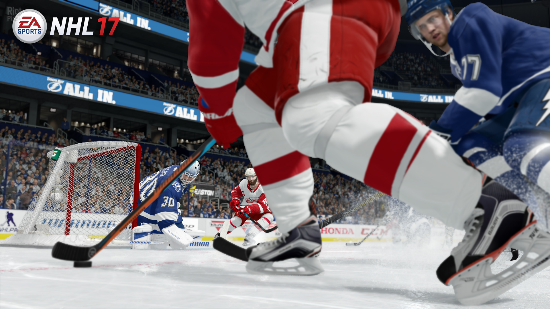 NHL 17 [USA] [2016|Eng]