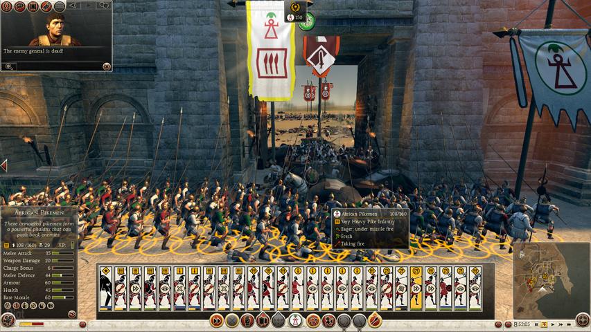 Total war rome ii рецензия 1154