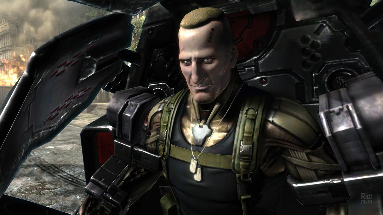 Metal Gear Rising: Revengeance [Region Free] [2013|Rus]