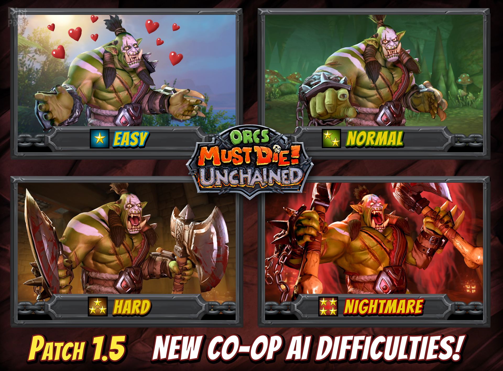 Orcs must die 2 nude patch sexy films