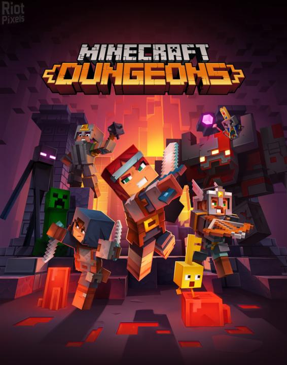 Minecraft Dungeons   TEMPW00F