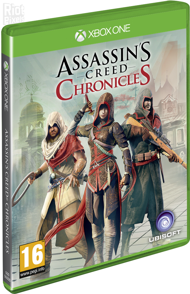 Assassin S Creed Chronicles Trilogy Pack Game Promos At Riot Pixels