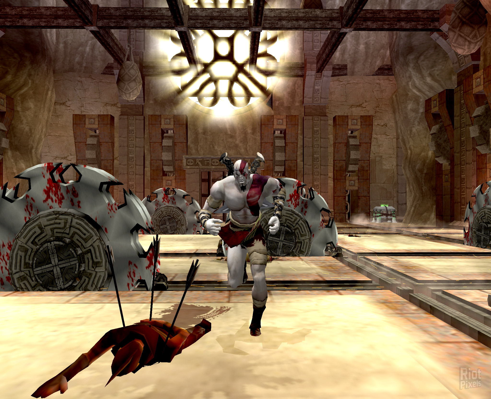 God Of War 1 PC Game Free Download Full Version