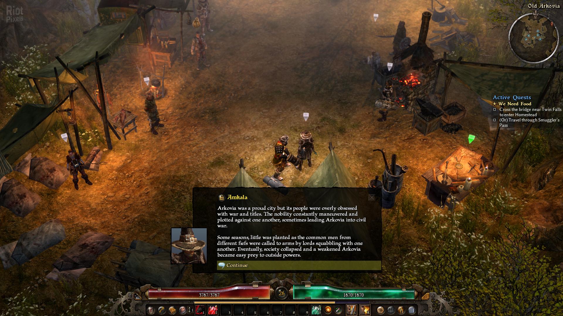 Grim Dawn Game Screenshots At Riot Pixels Images