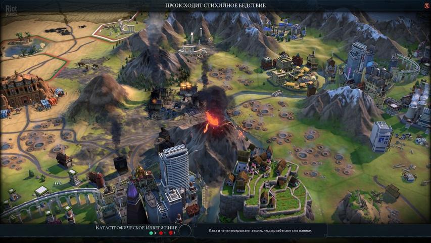 Рецензия на Sid Meier's Civilization 6: Gathering Storm | Riot Pixels