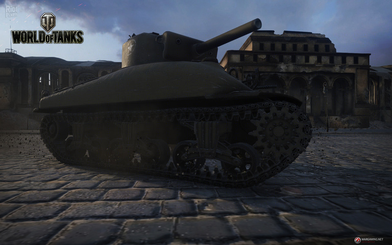 World of Tanks 0.9.3 Full Client Полный клиент Ru/En.