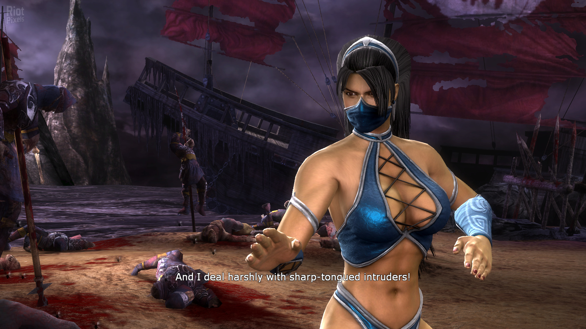 Mortal kombat komplete edition nude patcxh pornos galleries