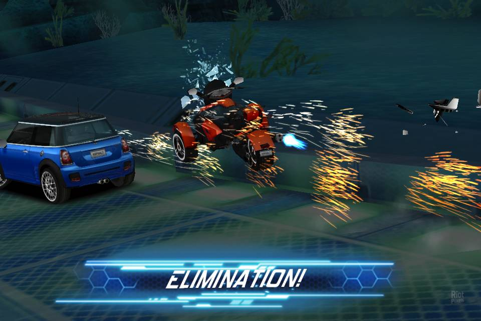 Asphalt 6 adrenaline full pc game s