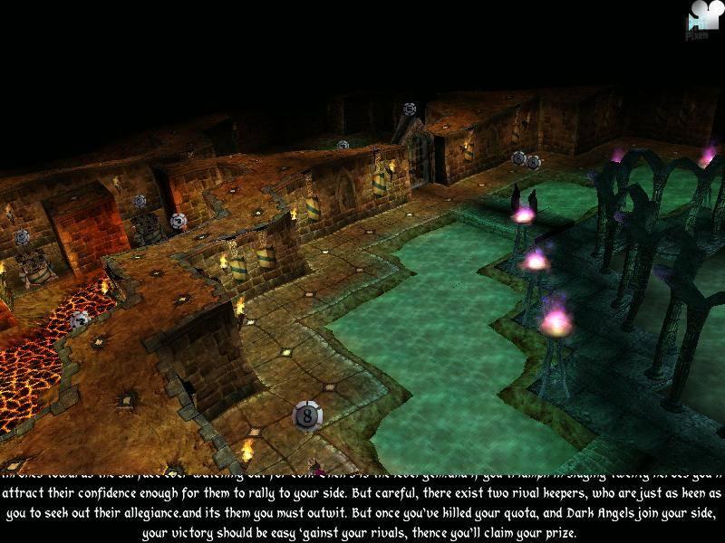 dungeon keeper 2 dark angel