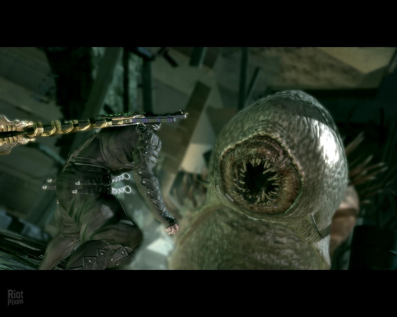Ninja Blade [Region Free] [GOD] [2009|Rus]