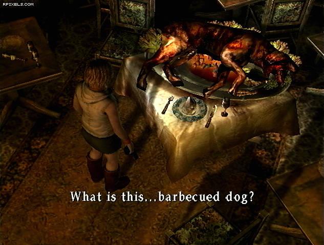 Silent Hill 3 [EUR] [2003|Rus|Multi5]