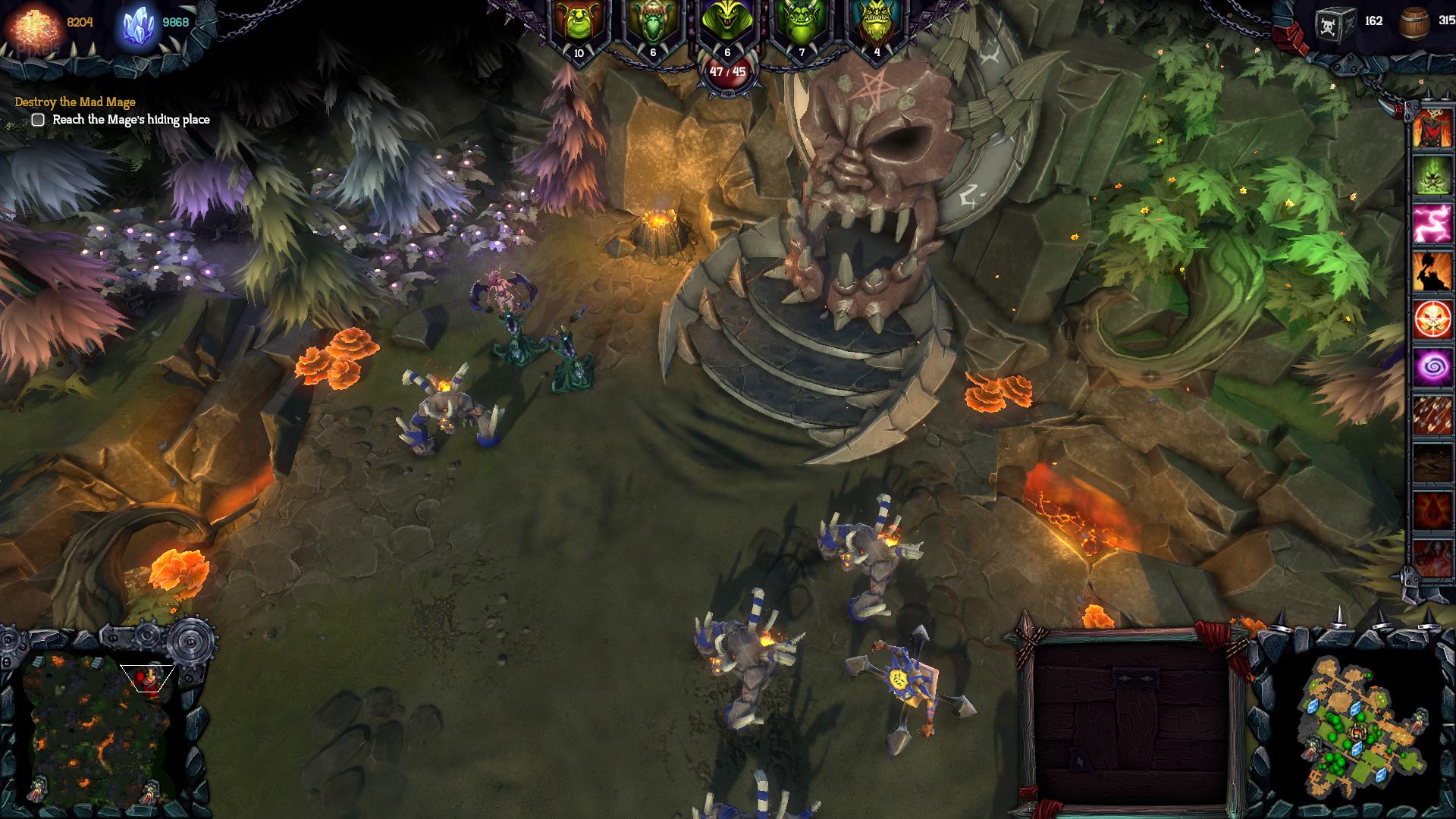 Игру Лорды Подземелья