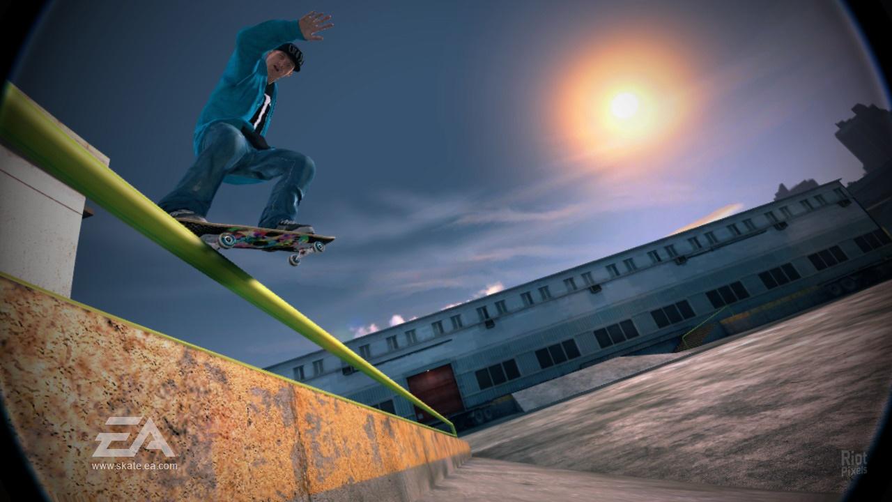 Игру Skate Торрент Pc