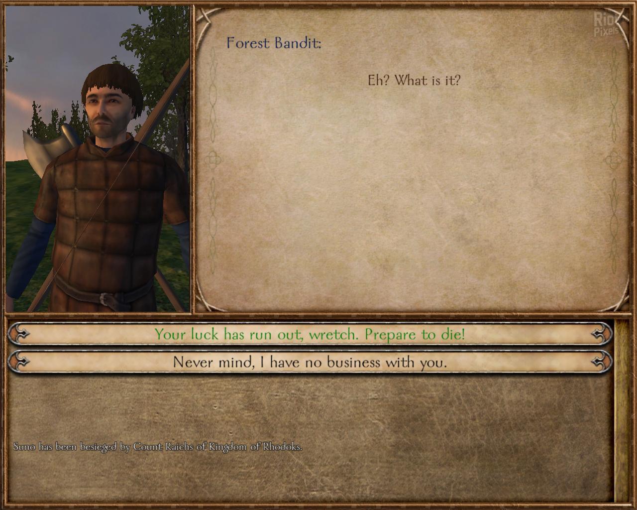 Как mount and blade warband сделать своих лордов