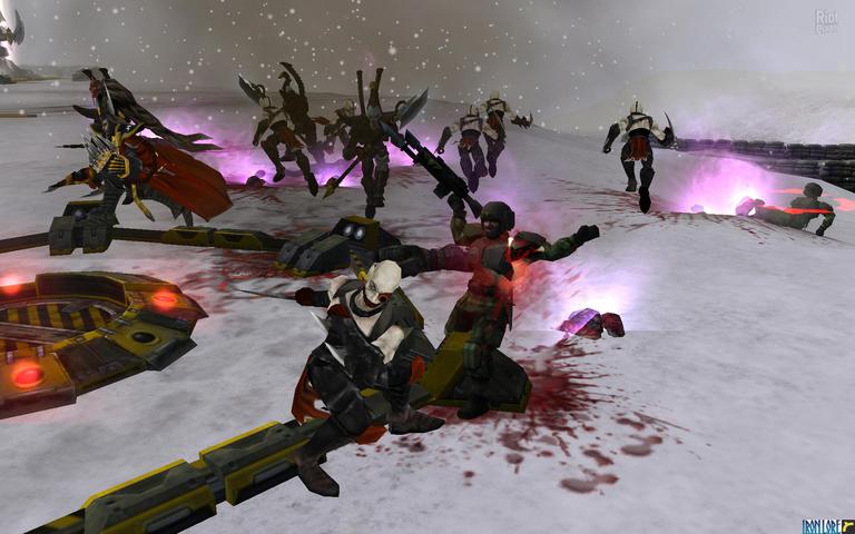 Warhammer 40.000 Dawn of War - Soulstorm играть по сети и. 50 cent скачать